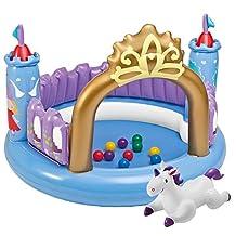 Intex Inflatable Magical Castle, Multi 48669