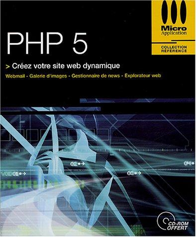 PHP 5 (1Cédérom)