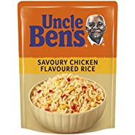 Uncle Ben's Microwave Savoury Chicken Rice 250g Pouch