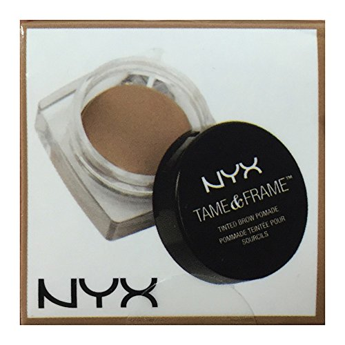 NYX Tame & Frame Brow Pomade, Blonde,