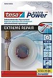 Tesa extra Power Extreme Repair Reparaturband, transparent, 2,5m:19mm