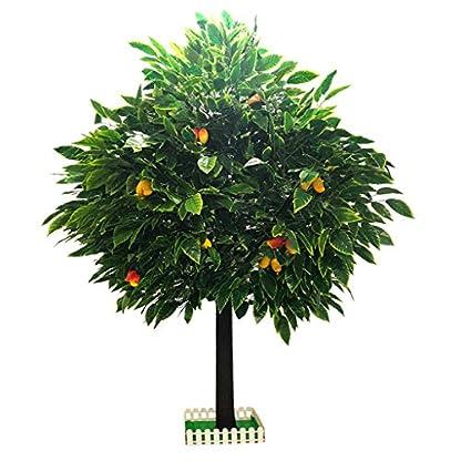 XUANLAN-Realistischer-knstlicher-Baum-Simulation-Mangobaum-Groe-Innendekoration-Geflschter-Baum-Wunschbaum-Einkaufszentrum-Blumen-Wohnzimmer-Dekoration-Knstlicher-Baum-Leicht-zu-reinigen
