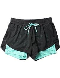 frische Stile bestbewertet billig bester Wert Suchergebnis auf Amazon.de für: sporthose kurz damen: Bekleidung