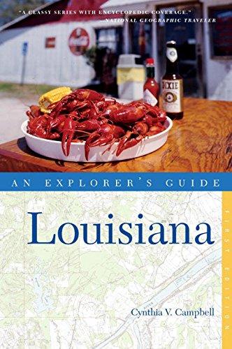 Explorer's Guide Louisiana (Explorer's Complete)
