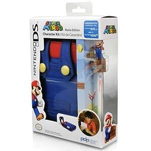 Nintendo DSi, DS lite – Super Mario Character Kit, Mario