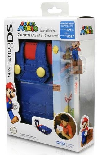 Nintendo DSi, DS lite - Super Mario Character Kit, Mario