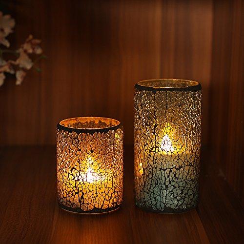 Candele-senza-fiamma-della-candela-del-LED-lampada-della-candela-luce-per-casa-della-festa-nuziale-decorazione-di-Natale-timer-batteria-vetro-pollici-3x4-76x1016cm