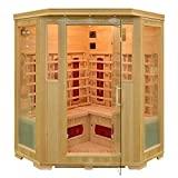 Infrarotkabine Lohja Wärmekabine Infrarotsauna Sauna Wärme Infrarot
