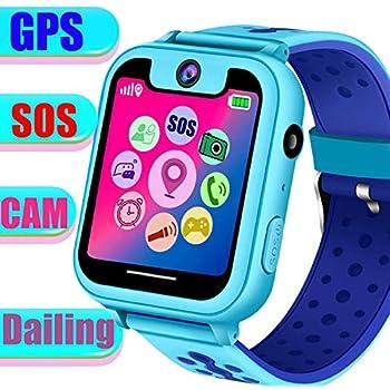 Smart Watch Phone para niños Niños Chicas GPS Niños ...