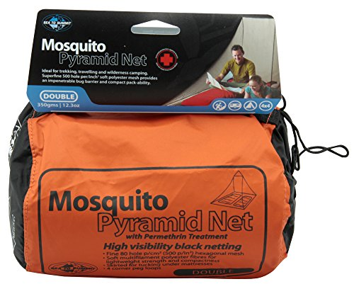 Sea to Summit Mosquito Net AMOSDP Double with Permethrin Treatment