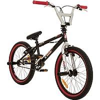 deTOX 20 Zoll BMX Juicy Rotor Pegs Freestyle Bike