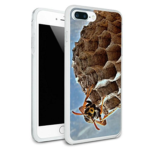 bee-wasp-hornet-and-nest-hive-protective-slim-hybrid-rubber-bumper-case-for-apple-iphone-7-or-iphone