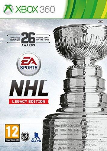NHL Legacy Edition [Xbox 360] - Xbox 360-nhl