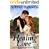 Healing Love: Christian Historical Western Romance (Cottonwood Book 1)