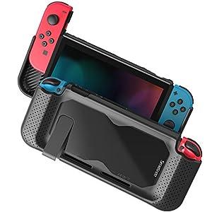 Smatree Schutzhülle für Nintendo Switch und Konsole