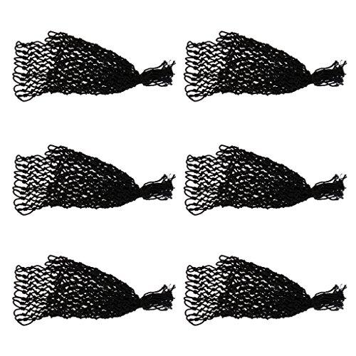 Sharplace Billardtisch Ersatz Netz Tischtasche Ball Kugel Netztasche (6 Stück Packung)
