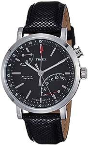 Timex Metropolitan Analog Black Dial Men's Smart Watch - TW2P81700AA