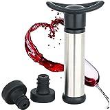 Smaier Machine à embouteiller pour conserver le vin accompagnée de 2bouchons