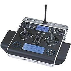 Graupner mc-32 - Controles remotos de maquetas radio control (RC) (Graupner, Aircraft, Helicóptero, -15 - 55 °C, LCD, Negro)