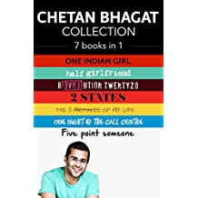 Chetan Bhagat Collection (7 Books in 1)