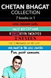 #10: Chetan Bhagat Collection (7 Books in 1)