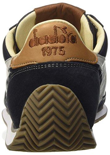 Diadora Equipe Ita, chaussure de sport homme Bleu
