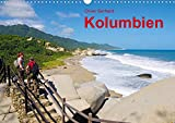 Kolumbien (Wandkalender 2020 DIN A3 quer): Zwischen Küste und Kordillere (Monatskalender, 14 Seiten ) (CALVENDO Orte) -