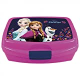 Disney Frozen Die Eiskönigin Brotdose Brotbüchse Lunchbox Vesperbox Schule Kindergarten