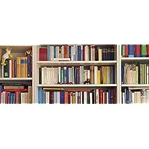 Bücherregal Aus Büchern suchergebnis auf amazon de für poster bücherregal