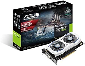 Asus Gtx950 Oc 2gd5 Nvidia 1279 Ghz Graphics Card Computers Accessories