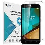 Vodafone Smart Prime 7 Pellicola Vetro Temperato,Vikoo 9H 2.5D 0.26mm Ultra Sottile HD Anti-graffio Anti-frantumazione Pellicola Protettiva Schermo Tempered Glass Screen Protector per Vodafone Smart Prime 7 Smartphone - Viflykoo - amazon.it