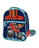 Mochila Blaze and the Monster Machines 24cm cremallera frontal