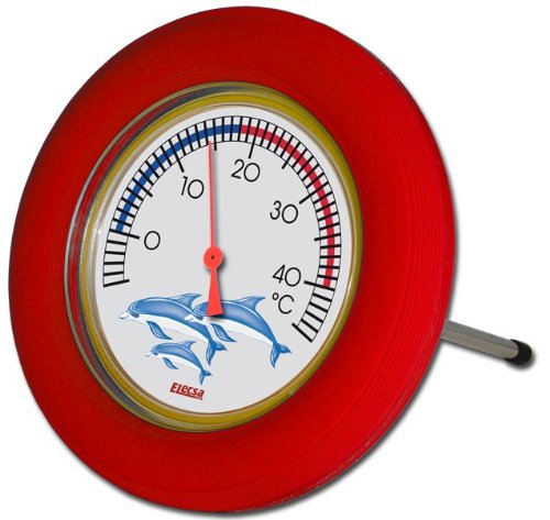 Pool Schwimmbad Thermometer Poolthermometer Teich Modell ELECSA 3069