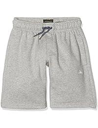 Quiksilver evertrackshyout–Pantalón corto de deporte para niño, Niño, Evertrackshyout, Athletic Heather, FR : 16 ans (Taille Fabricant : XL)