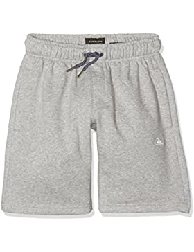 Quiksilver Evertrackshyout Pantalones Cortos de niño, Niños, Evertrackshyout, Athletic Heather