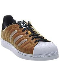 Adidas Originals Superstar zapatos Ctmx, Borgoña colegiata / blanco / negro, 4,5 M con nosotros