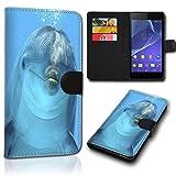 Book Style Wiko Rainbow Jam Tasche Flip Brieftasche Handy Hülle Kartenfächer für Wiko Rainbow Jam - Design Flip SVH1193