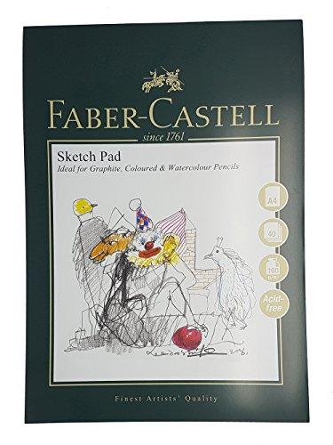 Faber-Castell Bloc de dibujo A4
