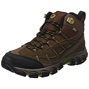 51BZ%2BcDpMZL. SS300  - Merrell Men's Terramorph Mid Waterproof High Rise Hiking Boots