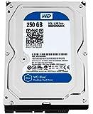WD 250GB SATAIII 6Gb/s 16MB Cache 3.5 inch Internal Hard Drive OEM -  Caviar Blue