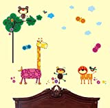New way Decals-Wall Stickers(9617) Carto...
