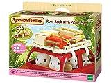 Sylvanian Families 5048 Dachgepäckträger mit Picknick-Set