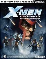 X-Men? Legends Official Strategy Guide de Laura Parkinson