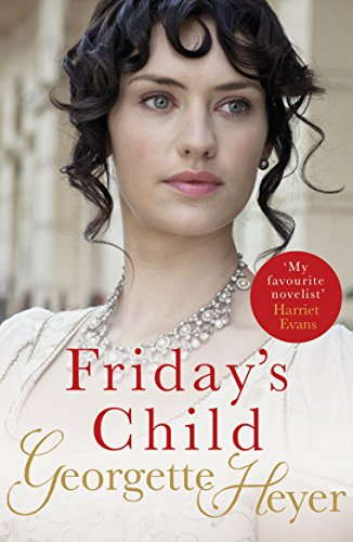 Book cover for Friday's Child
