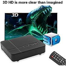 Cewaal TV Box, K2 DVB-T / T2 Ricevitore digitale terrestre H.264 MPEG-2/4 PVR TV Box Set Top HDTV