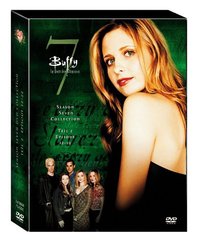 Buffy - Im Bann der Dämonen: Season 7.2 Collection (3 DVDs)