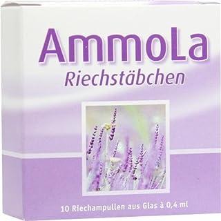 AMMOLA RIECHSTAEBCHEN 10X0.4ml Ampullen PZN:6766849