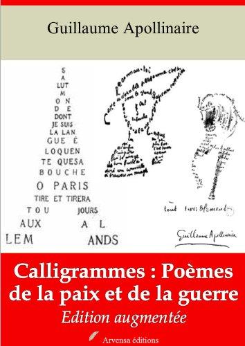 calligrammes-pomes-de-la-paix-et-de-la-guerre-nouvelle-dition-augmente