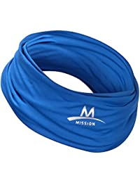 Mission Endura Cool Multi Cool Head Band Bandana Instant Cooling by Mission Athletecare