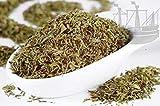 Thymian Gewürz, geschnitten, 1. Sorte thüringisch, zum Kochen und als Tee, 50g - Bremer Gewürzhandel
